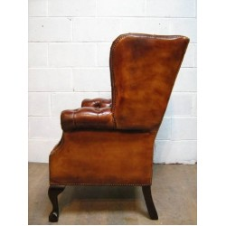 Chesterfield Victorian Chair