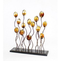 F - Abstract Table Decor