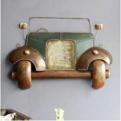 W - Vintage Jeep