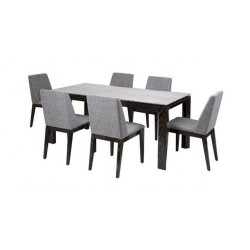 Cantrall 6 Seater Dining Set
