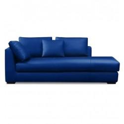 Platinum Blue Divan Sofa
