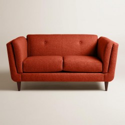 Laurelled Loveseat Sofa