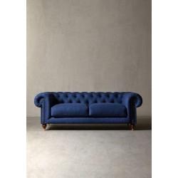 Crimson Sofa
