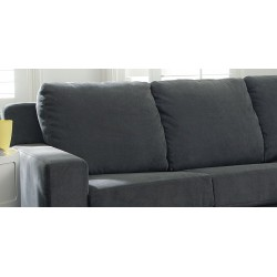 Arphor Iron Gray Coloured 1-2-3 Seater Sofa