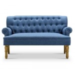 Chesterfield Love Seat Sofa